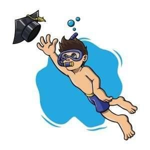 Zwemdiploma Jongen zonder tekst (1)