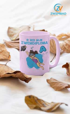 mockup fo a coffee mug surrounded by fall leaves 33923 1