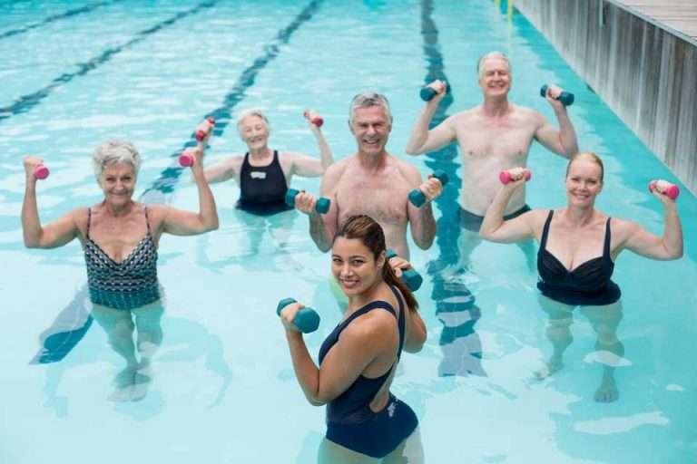 Senioren-zwemmen