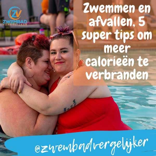 zwemmen en afvallen 5 supertips 1