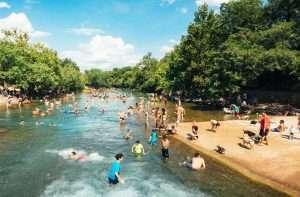Openlucht zwembaden in Nederland bij 20 graden